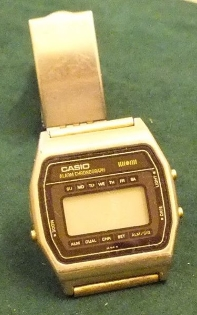 casio alarm chrono