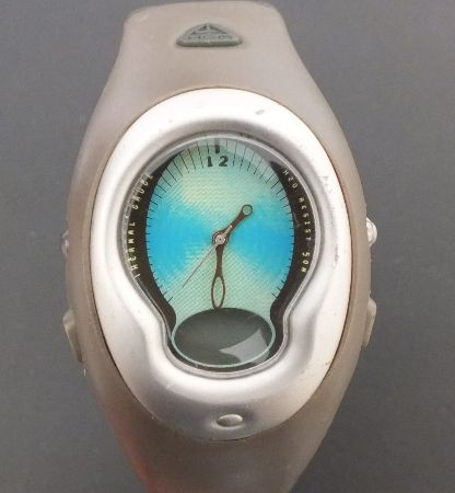 nike thermal gauge sports watch untested