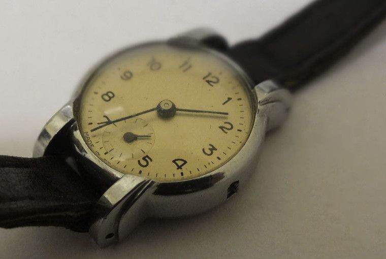 Unbranded made in france vintage watch for project for Watches of france